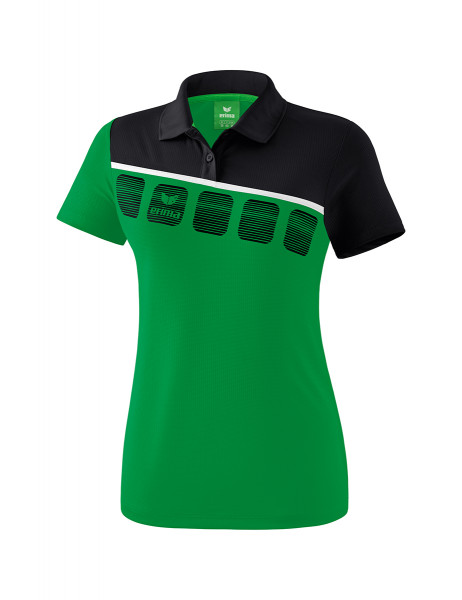 5-C Poloshirt Frauen